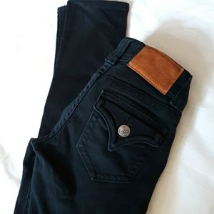 Viggos black jeans New York Skinny Sz 24 or 00